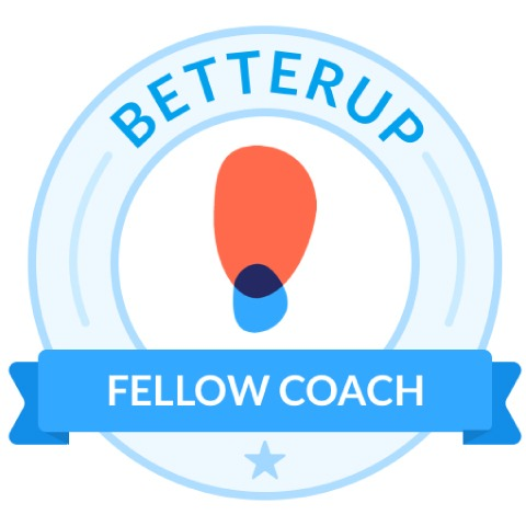 Betterup Fellow Coach Badge